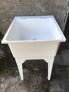 Laundry sink - NEW