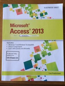 Microsoft Excel and Access Introductory Textbooks