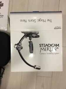 Steadicam Merlin 2 - Camera Stabilizer $280 OBO