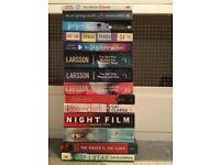 Plenty of books, buy multiple for cheaper!