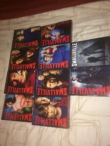 Smallville series 15$ per season