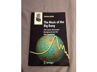 NEW BOOK Amedeo Balbi THE MUSIC OF THE BIG BANG