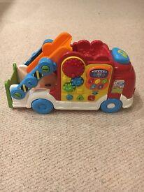 Vtech Toot Toot Drivers Car Carrier / Transporter