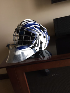 bauer NME 7 goal mask