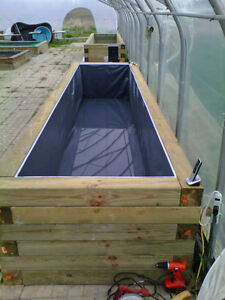 Pond Liner *** Make your landscaping one to desire this spring Kitchener / Waterloo Kitchener Area image 2