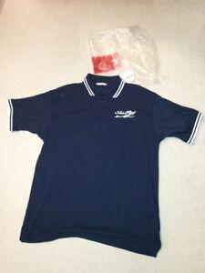 Sea Ray Boat logo  polo shirt - Brand New