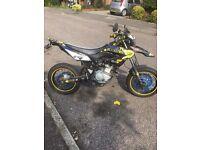 Yamaha 125 wrx