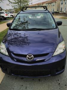 2007 Mazda 5 Microvan