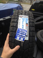 Brand New Hankook I-Pike  Snow Tires 265/70R16
