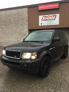 2007 Land Rover Range Rover Sport Super Charged SUV, Crossover