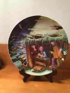 "Kaiser ""The Nativity"" Collector Plate by Ivo Cenkvocan"