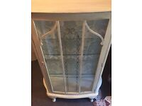 Beautiful Vintage Display Cabinet
