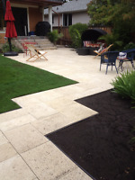Now booking driveways, patios and pathways. FREE quotes