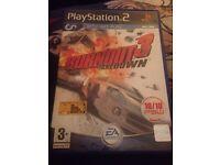 Burnout 3 PS2