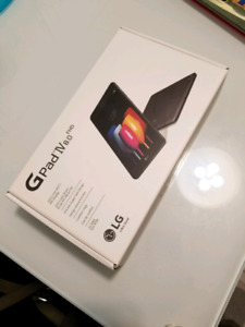 Lg pad IV brand new seal in a box