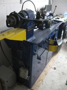 Hebegger  Precision Turret Metal Small Manual Lathe