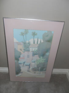 Wall Picture - West Coast Palm Trees
