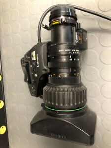 Canon Broadcast 2/3 inch lens