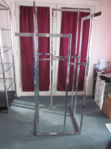 COMMERCIAL RETAIL CLOTHING RACK - LAST ONE
