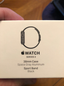 Nike Iwatch series 2 mint condition