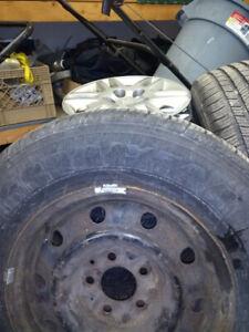 215/70 R15 GOODYEAR tires