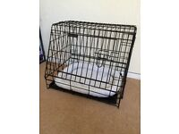 Ellie-bo deluxe sloping puppy cage