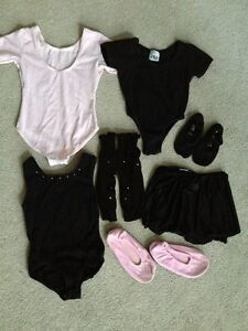 Girls Ballet Outfits / Accessories