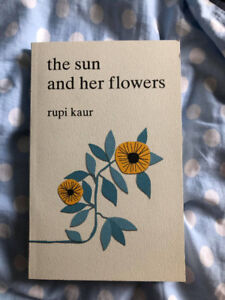 The Sun and Her Flowers Poetry Book