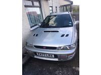 1996 Subaru Impreza wrx wagon