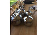 High Quality Pots and Pans