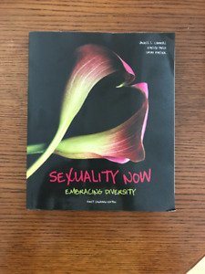 Sexuality Now Embracing Diversity (1st Canadian Edition)