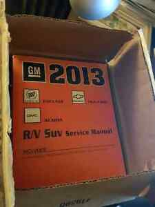 4book for reparation gmc suv West Island Greater Montréal image 2