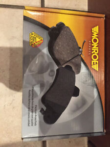 New Ceramic Front Disc Brake Pads