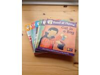 Oxford Reading Tree - Read at Home First Experiences book set