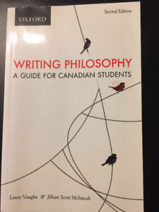 Writing Philosophy: A Guide for Canadian Students - Lewis Vaughn
