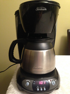 Sunbeam Coffee Maker - In New Condition