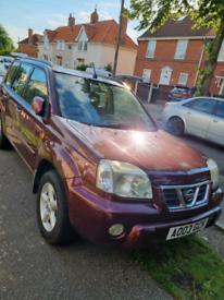 Nissan Xtrail will consider swap