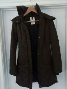 Beautiful Down Winter Coat -- $100