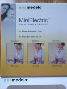 Medela mini-electric breastpump