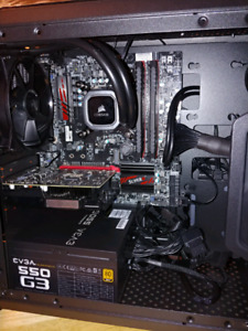 Moderate office/light gaming pc