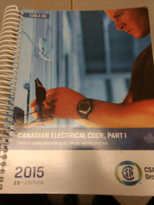 Electrical Code 2015