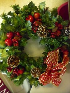 Large Quantity of Christmas Decorations