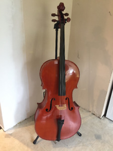 Cello - Yamaha CV5 student model
