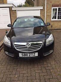 Vauxhall insignia 1.8 sri