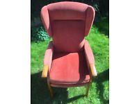 Joynson Holland armchair