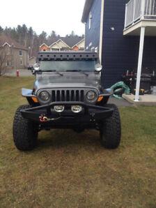 jeep TJ 4L