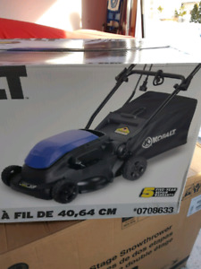 Electric Lawnmower new in box