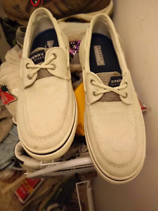 Sperry Mens size 12.