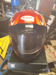 KYLIN Youth Full Face Helmets (two)
