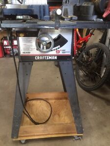 Table saw  and mitre saws